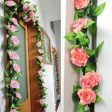 aliexpress buy artificial flowers silk vines for a