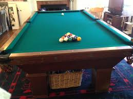 used brunswick pool tables for sale classy input on a used brunswick heritage pool table brunswick pool