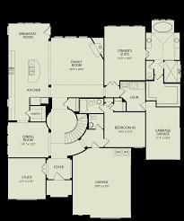 oakley 125 drees homes interactive floor plans custom homes