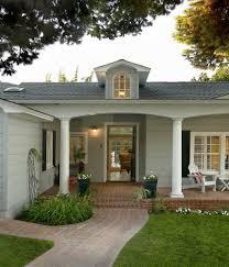 Exterior 20 Best Front Pillar Design Ideas for Terrace 4 of 20