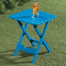 Outdoor Folding Side Table Bright Outdoor Folding Side Table Side Table Walter