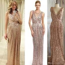 gold bridesmaid dresses 2016 gold bridesmaid dress gold sequin prom dress