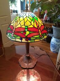 how to tea stain glass l shades stain glass dragonfly gvlandscapes