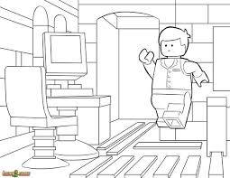 lego movie coloring pages u2013 the brick show shop