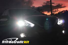 brown nissan altima 2016 16 18 nissan altima custom led retrofit headlights