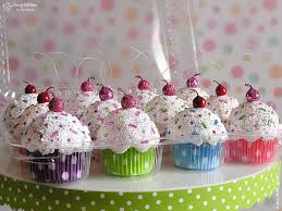 48 best cupcake ornaments images on