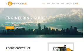 download construction free construction wordpress theme wpall