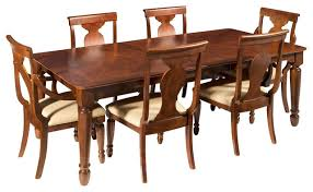 Raymour And Flanigan Dining Room Brewster 7 Pc Dining Set Dining Sets Other By Raymour