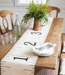 12 stunning and simple diy table runner ideas