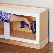 Instructions To Build A Storage Bench by Corner Bench