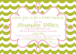 lunch invite wording bridesmaid luncheon invitation wording hosted by bride wedding