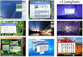 windows longhorn still the most exciting windows ui to date zdnet
