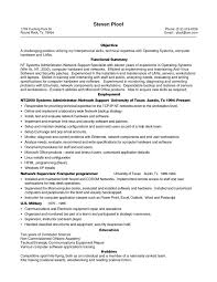 resume experience examples waiter functional resume example food