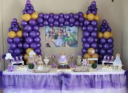 Sofia The First Birthday Decorations Photo Frame Party Prop Princess Sofia The First To Take Pictures