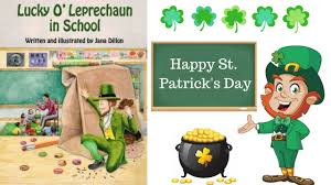 lucky o u0027leprechaun in book by jana dillon stories for