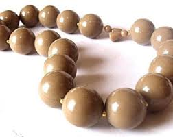 large bead necklace images Large bead necklace etsy jpg