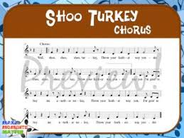 shoo turkey a song for november the tpt