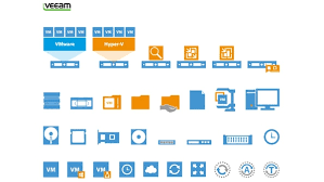 Visio Stencils For Home Design Download Free Visio Stencils For Vmware And Hyper V From Veeam