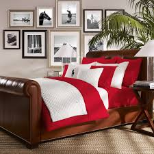 buy ralph lauren home polo player duvet cover red rose amara