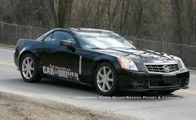 2009 xlr cadillac 2009 cadillac xlr spied car and driver