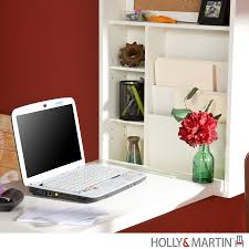 Folding Secretary Desk by Holly U0026 Martin Leo Fold Out Convertible Desk Winter White