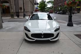 maserati granturismo sport 2016 2017 maserati granturismo sport stock m516 for sale near chicago