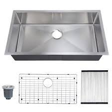 Top Mounted Kitchen Sinks by Stainless Steel Drop In Top Mount Kitchen Sinks Ebay
