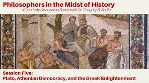 plato athenian democracy and the greek enlightenment