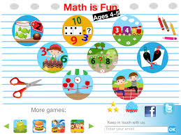 review of math is fun 4 5 technology in early childhood