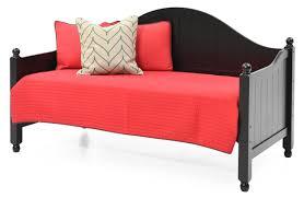 augusta daybed black weir u0027s furniture