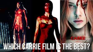 carrie which movie is the best too many carries youtube