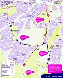 Maps Route Routes And Maps Essex County Council