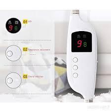 chauffage bureau kevin coussin de chauffage électrique au genou 9 choix de