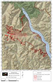 Fire Map Oregon by Wolverine Fire Wolverine Fire U2013 Chelan Washington Page 13