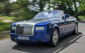 rolls royce chrome rolls royce phantom drophead coupé review