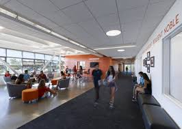 Interior Design Firms Orange County by Orange County Opens Academic Building To Support