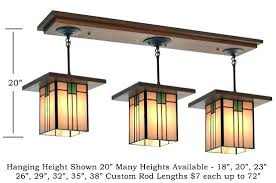 flush mount craftsman lighting mission style flush mount lighting fooru me
