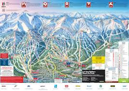 Mt Snow Trail Map Trail Map Breckenridge Resort