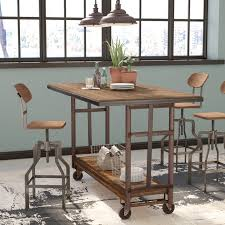 trent design pub tables bistro trent design newport pub table reviews wayfair