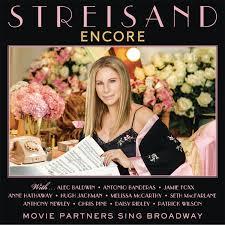 barbra streisand encore movie partners sing broadway amazon