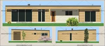prix maison plain pied 4 chambres maison en bois archives page 4 of 15 maison parallele
