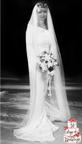 gianni versace made me a couture wedding gown instyle com