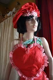 fabriquer un tablier de cuisine couture réaliser un tablier de cuisine style pin up