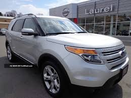 Ford Explorer 3 Rows - ford explorer 3 rows 2017 ototrends net