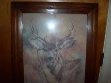 home interiors deer picture vintage home interior pictures ebay