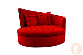 Round Sofa Bed by Furniture Cruising Through My Life