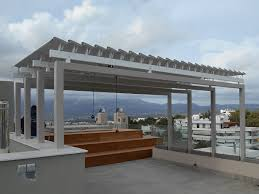 Equinox Louvered Roof Cost by Aluminum Pergola Kits With Adjustable Louvers Water Proof Patio