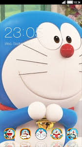 download themes doraemon download doraemon icon theme for your android phone clauncher