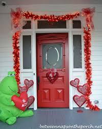 day door decorations 268 best s day door porch ideas images on