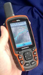 Gps Map Review Of Garmin Gpsmap 64s U2013 Kansas Trail Guide